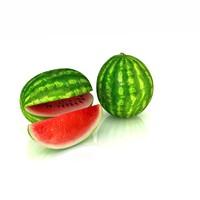 3d max watermelon