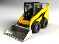 3ds skid steer