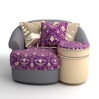 maya italian desiner armchair
