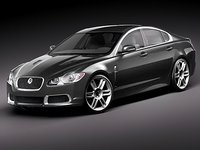 xf r xfr luxury 3d max