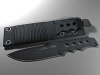 max combat knife