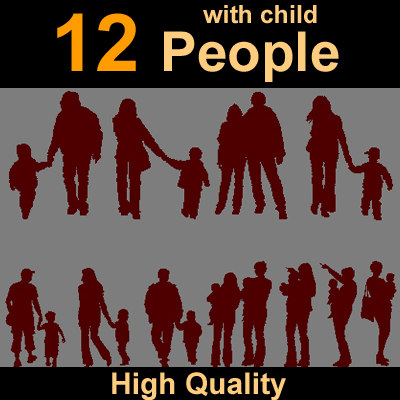Human silhouets with childtxt.jpg