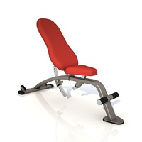 3ds max sport exerciser
