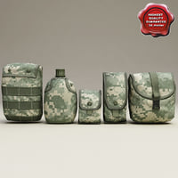 US Ammunition Pouches Collection
