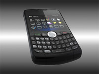 Blackberry curve 8330 + Lighting setup