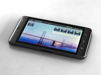 3d dell streak smart phone