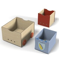3d haba toy storage