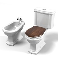 kerasan toilet wc bidet lavatory closet basin water  bowl retro classic