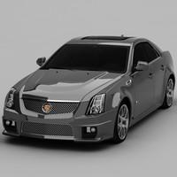 Cadillac CTSV