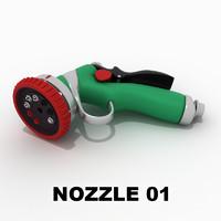 Hose nozzle 01