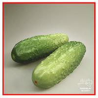 3dsmax cucumber