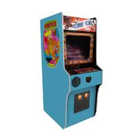 donkey kong arcade 3d x