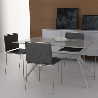 xsi dining room interior 02b - Dining room interior 02B... by Digital Furniture