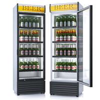 3d refrigerator beer