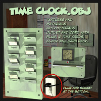obj timeclock time clock