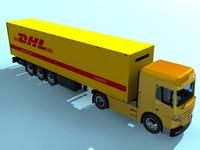maya truck industrial