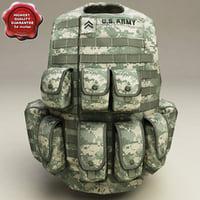 military vest max