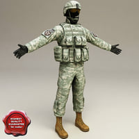 US Soldier clothes V2