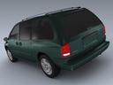 Dodge Caravan 3D models