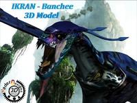 3d avatar banchee model