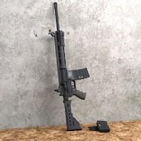 Para Tactical Target Rifle