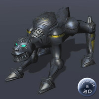 robot dog max