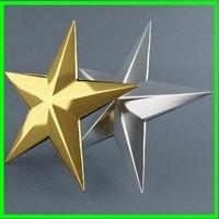 3dsmax star