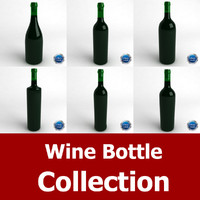 Wine Bottle Collection