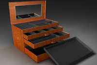 lightwave jewelry box