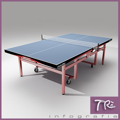 STL Finder Searching 3D Models For Table The Ping Pong