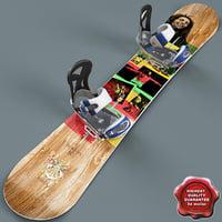 Snowboard V3