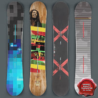 Snowboards Collection V2