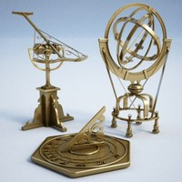 Astronomical equipment - Collection01