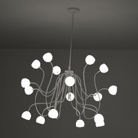 light ceiling 3d model