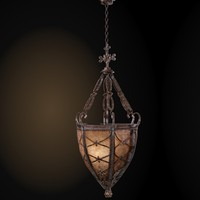 classic  traditional ceiling light lantern pendant suspension