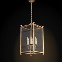 maya classic lantern pendant