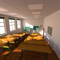 3ds classroom class room