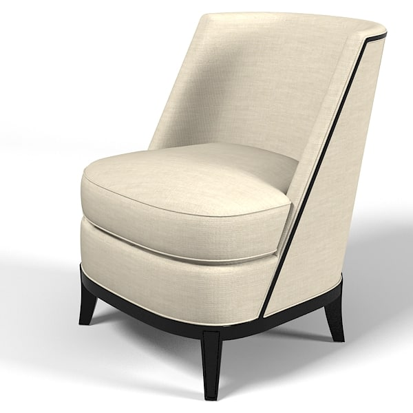 elegant accent armchair  chair modern contemporary traditional .jpg