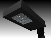 3d street lighting led