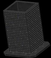 3d 30 tombstone model