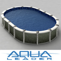 ground oval pool aqualeader 3ds