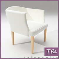 maya bedroom armchair