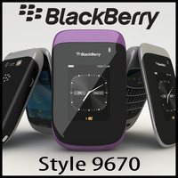 Blackberry Style 9670 Cell Phone