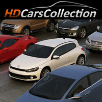 HDCarsCollection VOL.1