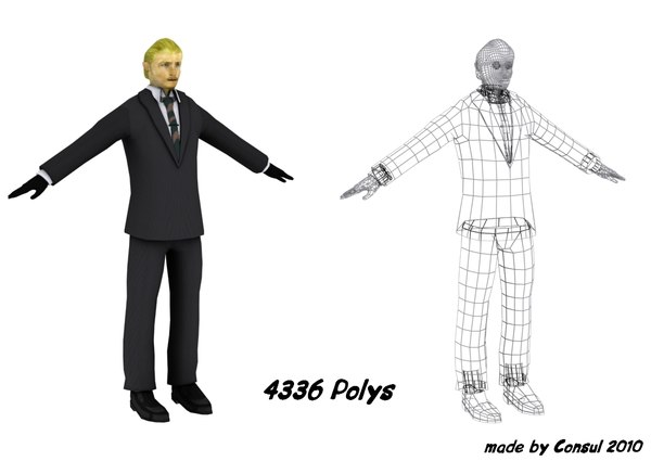 maya man jacket - Man in suit... by Consul92