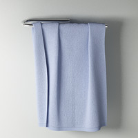 towel 3d 3ds
