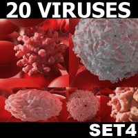 20 Viruses Set 4