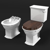 devon and devon bidet wc toilet bowl classic english westminister