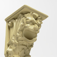 3d model medieval gargoyle
