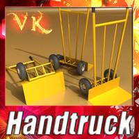 maya hand truck